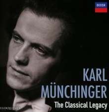 Karl Münchinger - The Classical Legacy, 8 CDs