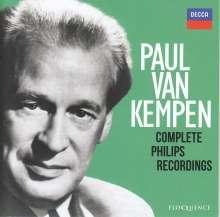 Paul van Kempen - Complete Philips Recordings, 10 CDs