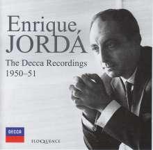 Enrique Jorda - The Decca Recordings 1950-1951, 2 CDs