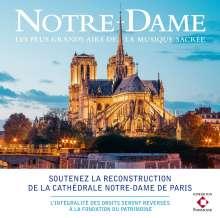 Notre-Dame - Das Benefizalbum, CD