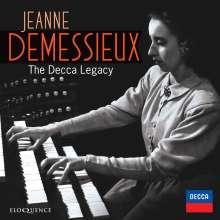 Jeanne Demessieux - The Decca Legacy, 8 CDs