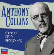Anthony Collins - Complete Decca Recordings, 14 CDs