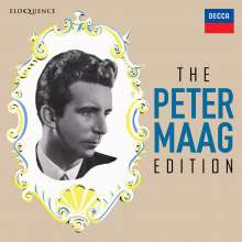 The Peter Maag Edition, 20 CDs