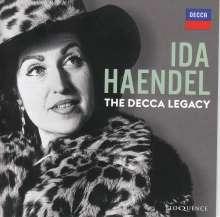 Ida Haendel - The Decca Legacy, 6 CDs