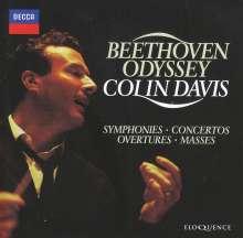 Ludwig van Beethoven (1770-1827): Beethoven Odyssey (Colin Davis dirigiert), 12 CDs