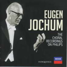 Eugen Jochum - The Choral Recordings on Philips, 13 CDs