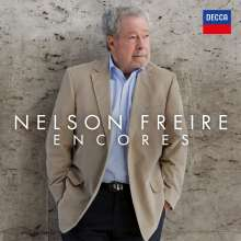 Nelson Freire - Encores, CD