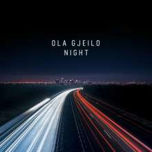 "Ola Gjeilo (geb. 1978): Klavierwerke ""Night"", CD"