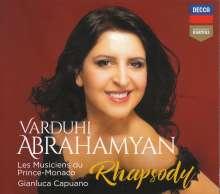 Varduhi Abrahamyan - Rhapsody, CD