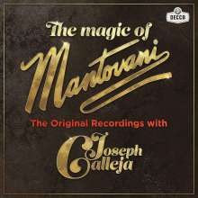 Joseph Calleja - The Magic of Mantovani, CD