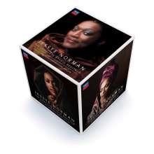 Jessye Norman - The Complete Studio Recitals (Decca / Deutsche Grammophon / Philips), 44 CDs und 3 DVDs