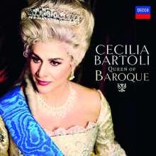 Cecilia Bartoli - Queen of Baroque, CD