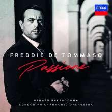 Freddie de Tommaso - Passione, CD