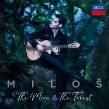 Milos - The Moon & the Forrest, CD