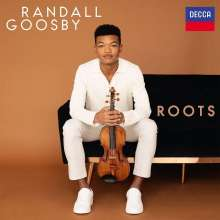 Randall Goosby - Roots, CD