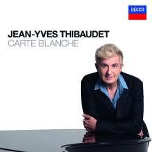 Jean-Yves Thibaudet - Carte blanche, CD