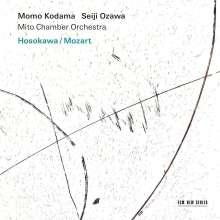 Momo Kodama - Hosokawa / Mozart, CD