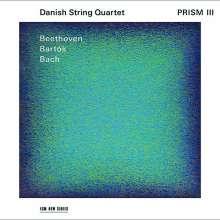 Danish String Quartet - Prism III, CD