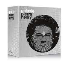 Pierre Henry (1927-2017): Galaxie Pierre Henry, 13 CDs