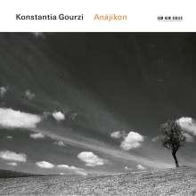 Konstantia Gourzi (geb. 1962): Anajikon, CD