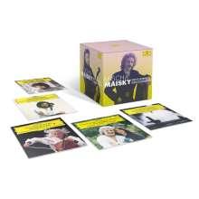 Mischa Maisky - Complete Recordings on Deutsche Grammophon, 44 CDs
