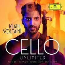 Kian Soltani - Cello unlimited (von Kian Soltani signierte Exemplare), CD