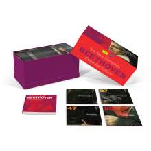 Ludwig van Beethoven (1770-1827): BEETHOVEN - The New Complete Essential Edition, 95 CDs
