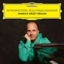 Yannick Nezet-Seguin - Introspection (Solo Piano Sessions) (180g), LP