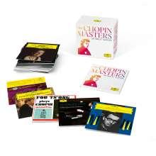 Frederic Chopin (1810-1849): Chopin - The Masters Edition, 28 CDs