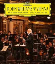 Anne-Sophie Mutter & John Williams - In Vienna (mit Blu-ray), 1 CD und 1 Blu-ray Disc