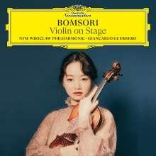 Bomsori - Violin on Stage, CD