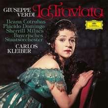 Giuseppe Verdi (1813-1901): La Traviata (180g), 2 LPs