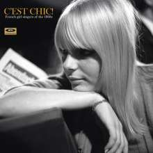 C'est Chic! French Girl Singers Of The 1960s (180g) (Colored Vinyl), LP