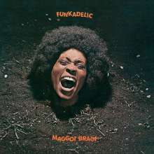 Funkadelic: Maggot Brain (Colored Vinyl), LP