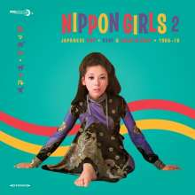 Nippon Girls 2: Japanese Pop, Beat & Rock 'n' Roll 1966-70, LP