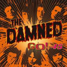 The Damned: Go!-45 (remastered) (180g) (Colored Vinyl), LP