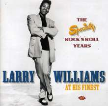 Larry Williams (1935-1980): At His Finest, 2 CDs