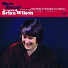 Here Today! The Songs Of Brian Wilson (180g) (Limited Edition) (White Vinyl), LP