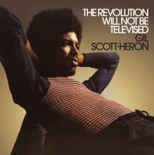 Gil Scott-Heron (1949-2011): The Revolution Will Not Be Televised, LP