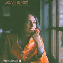 Joan Baez: Best Of The Vanguard Years, CD