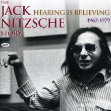 Jack Nitzsche Story 1963 - 1978, CD