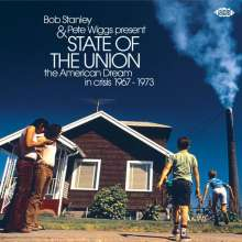 State Of The Union: The American Dream In Crisis 1967 - 1973 (180g) (Blue Vinyl), 2 LPs