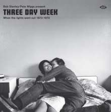 Three Day Week: When The Light Went Out 1972 - 1975 (180g) (Clear Vinyl), 2 LPs