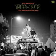 Jon Savage's 1965-1968 - The High Sixties On 45 (180g) (Orange Vinyl), 2 LPs
