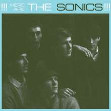 The Sonics: Here Are The Sonics (180g) (mono), LP
