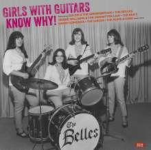 Girls With Guitar Know Why! (180g) (Purple Vinyl) (Mono), LP