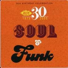Ace - 30th Birthday: Soul & Funk, CD