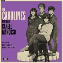 "The Carolines: The Carolines (Feat. Carell Mancuso), Single 7"""