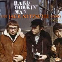 Hard Workin Man: Jack Nitzsche Vol.2, CD