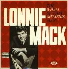 Lonnie Mack: The Wham Of That Memphis Man!, CD